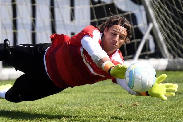 Yann Sommer wird auch gegen Portugal gefordert sein.