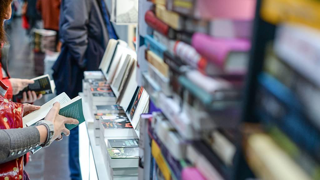 Leipziger Buchmesse erneut abgesagt
