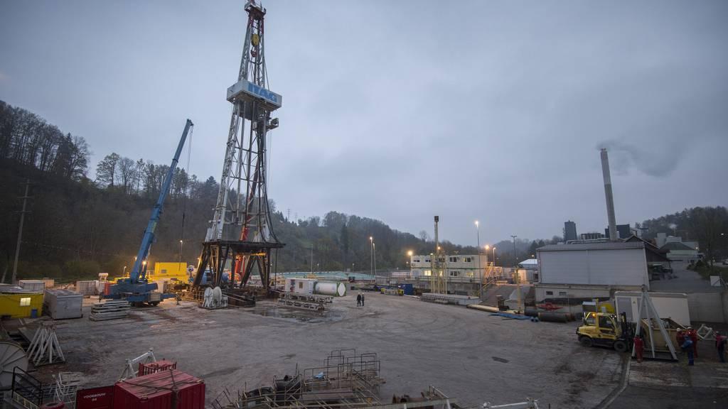 Ähnlich wie in St.Gallen könnte auch im Rheintal bald Geothermie-Bohrplätze entstehen.
