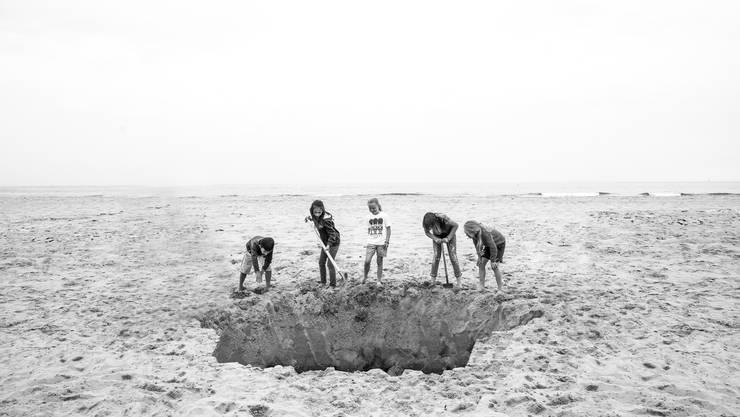 Foto der Serie Konstruktion und Wirklichkeit von Roshan Adhihetty