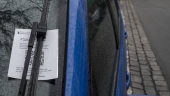 Die Polizei versprach, dass spätestens Mitte April ein zusätzlicher Verifikationsschritt eingebaut werde, damit das Kontrollschild wieder vollständig angezeigt werden kann. Das wurde jetzt eingeführt.