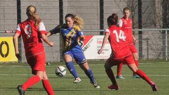 SC Derendingen spielte gegen Yverdon gut.