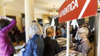 Authentica 2019 Schloss Waldegg