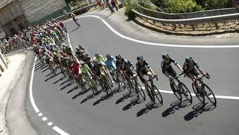 Auch nach der  4. Etappe kommt es in der diesjährigen Spanien-Rundfahrt zu einem Wechsel an der Spitze des Gesamtklassements