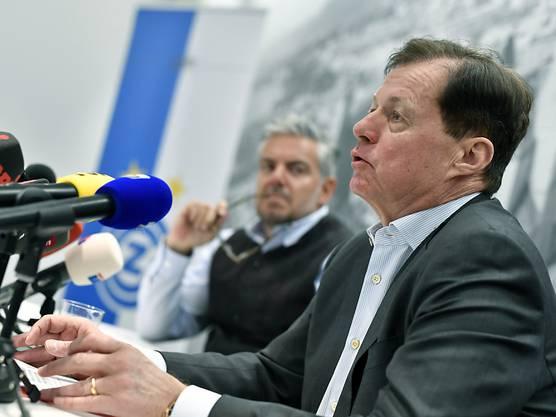 Mit Stephan Rietiker setzt GC auf ein unbekanntes Gesicht als Präsident