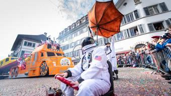 Fasnachtsumzug in Solothurn 2019