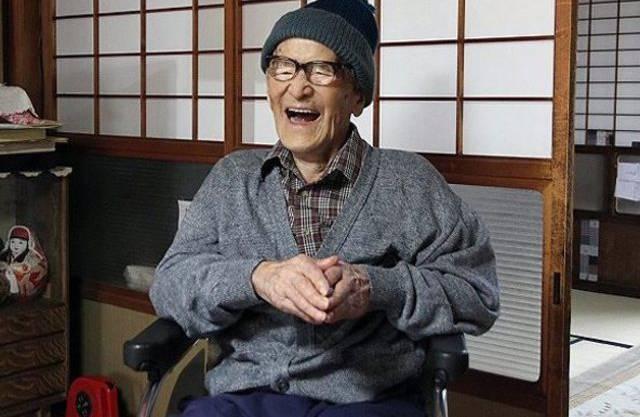 Jirouemon Kimura: Der offiziell älteste Mann der Welt ist gestorben (Archiv)