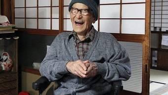 Der älteste Mann der Welt ist tot