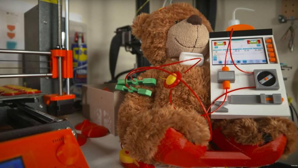 Diese Spielsachen helfen Kindern, Krankheiten zu verstehen