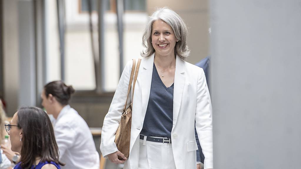 Die Stadtluzerner Finanzdirektorin Franziska Bitzi Staub soll beim Budgetieren künftig mehr Spielraum erhalten. (Archivbild)