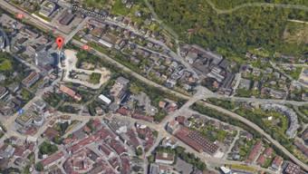 Gassstrasse (markiert), Weierweg und Rosenstrasse sollen ins Kantonsstrassennetz integriert werden.