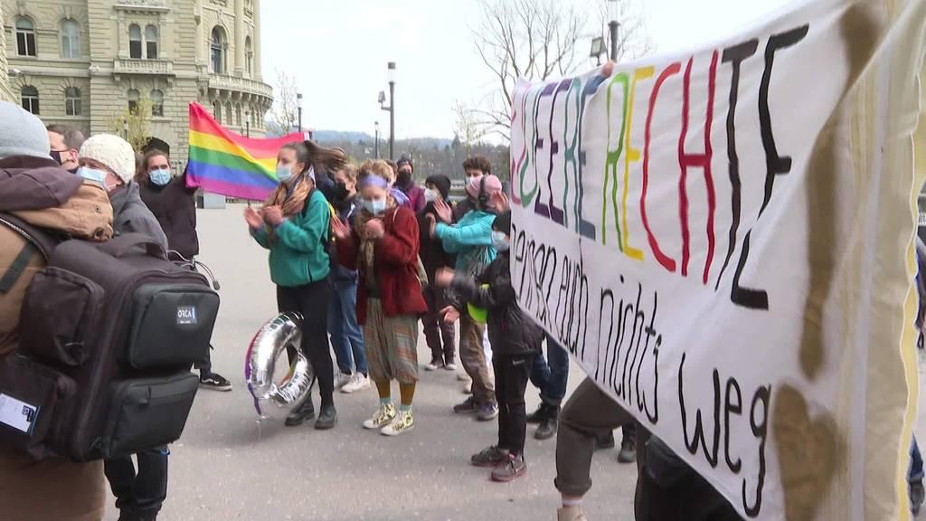Referendum eingereicht: Ehe für Alle kommt an die Urne