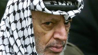 Laut Frankreichs Staatsanwaltschaft nicht vergiftet: Jassir Arafat