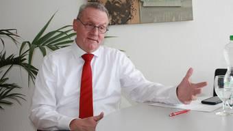 Jörg Leuppi, Chefarzt der med. Uniklinik KSBL.