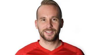 Neuzugang Markus Neumayr erzielte bereits in seinem ersten Spiel für den fC Aarau ein Tor