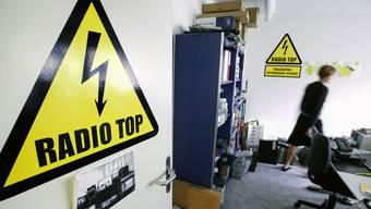 Neuer Chefredaktor für Radio Top: Sandro Peter löst Manuela Burgermeister ab. (Symbolbild)