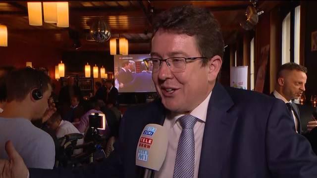 Rösti angesichts SBI-Nein: «Das ist kein Misstrauensvotum»