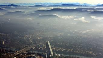 Basel überragt die Schweiz: Zumindest punkto Standortqualität. (zvg / Erich Meyer)
