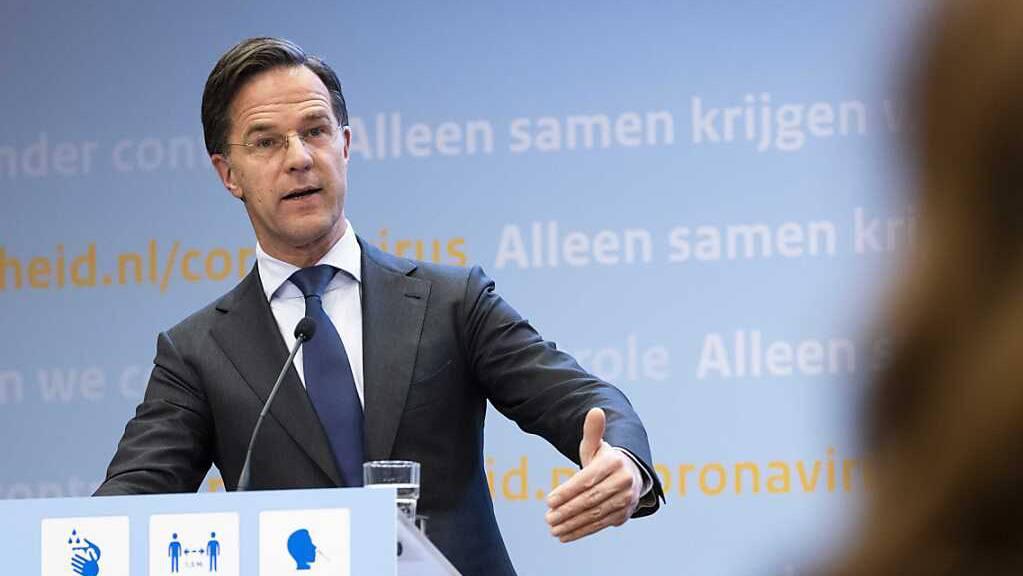 Mark Rutte wird voraussichtlich auch die neue niederländische Regierung als Ministerpräsident anführen.