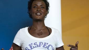 Ex-Supermodel und Autorin Waris Dirie kämpft seit Jahren gegen die Genitalverstümmelung (Archiv)