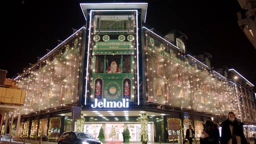 Jelmoli / HUG Baustoffe AG / Hammerschmiede am Walensee