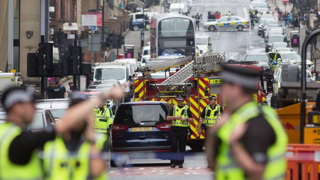 Nach Messerattacke: Polizei identifiziert Täter
