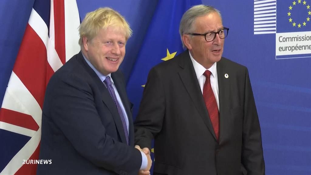 Brexit-Deal: Schwerer Stand trotz Verhandlungs-Durchbruch
