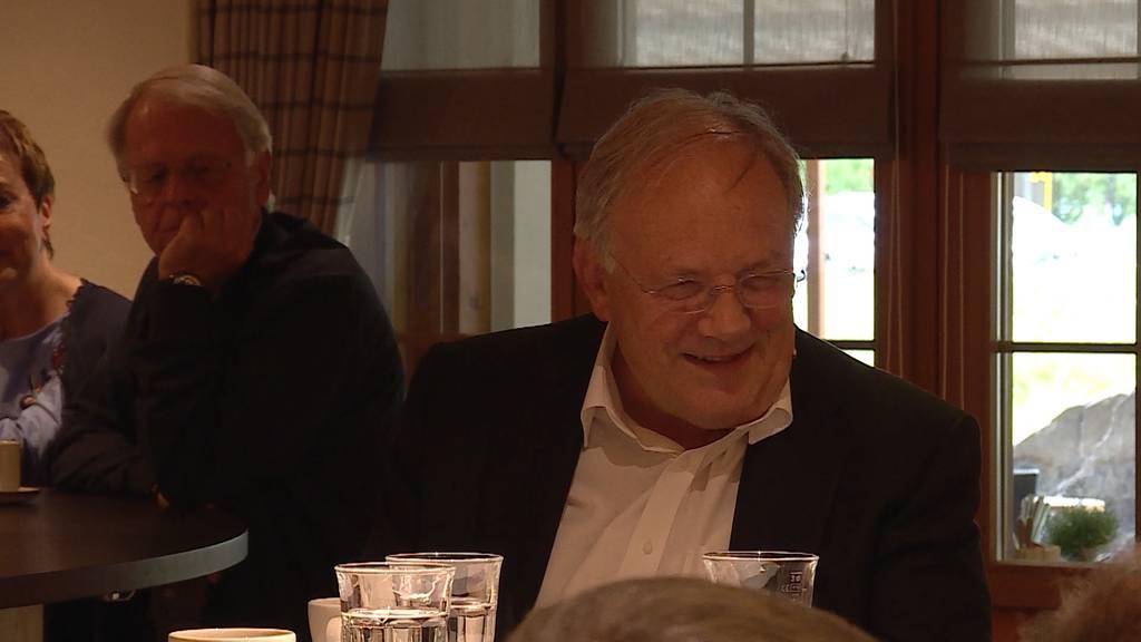 Johann Schneider-Ammann: Vom Bundesrat zum Hotelier
