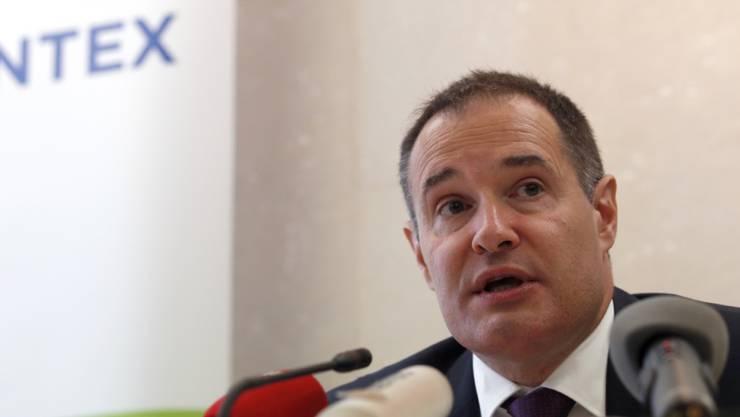 Frontex-Direktor Fabrice Leggeri kritisiert Rettungseinsätze nahe der libyschen Küste. (Archivbild)