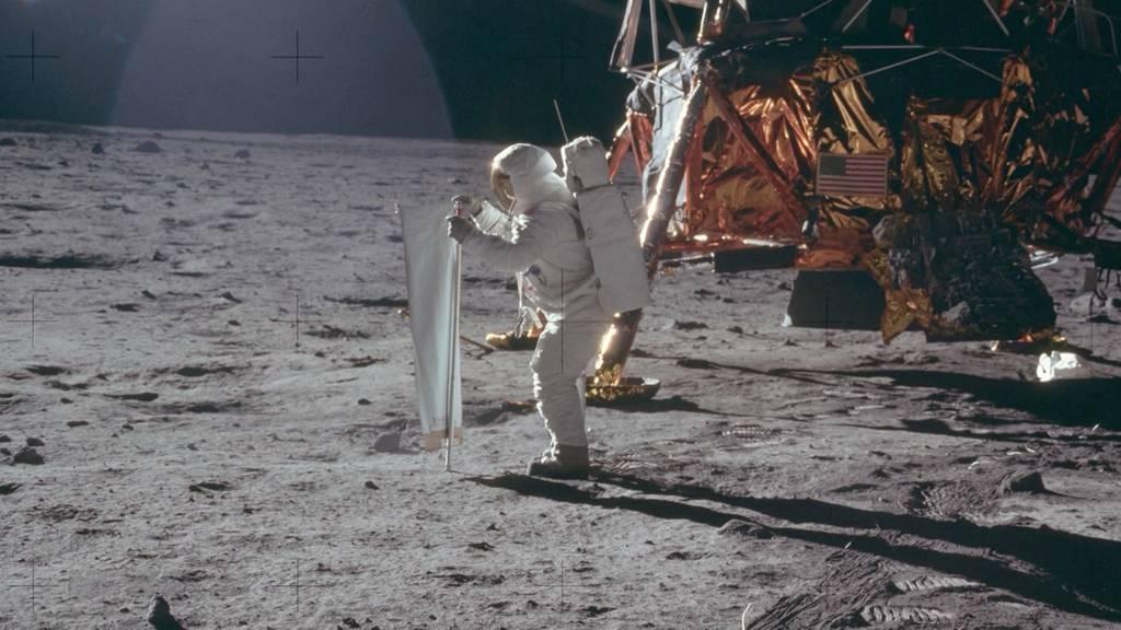 Faszination Weltall: 50 Jahre Mondlandung