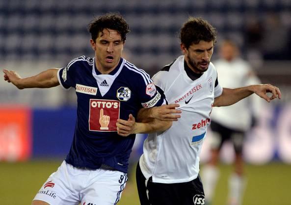 Dimitar Rangelov und Juan Pablo Garat