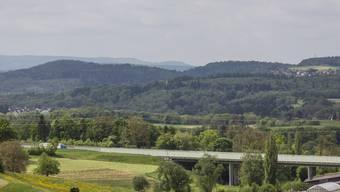 Das Gebiet Zürich Nordost/Weinland gilt als sehr geeigneter Standort fuer ein Tiefenlager fuer hochradioaktive Abfälle.