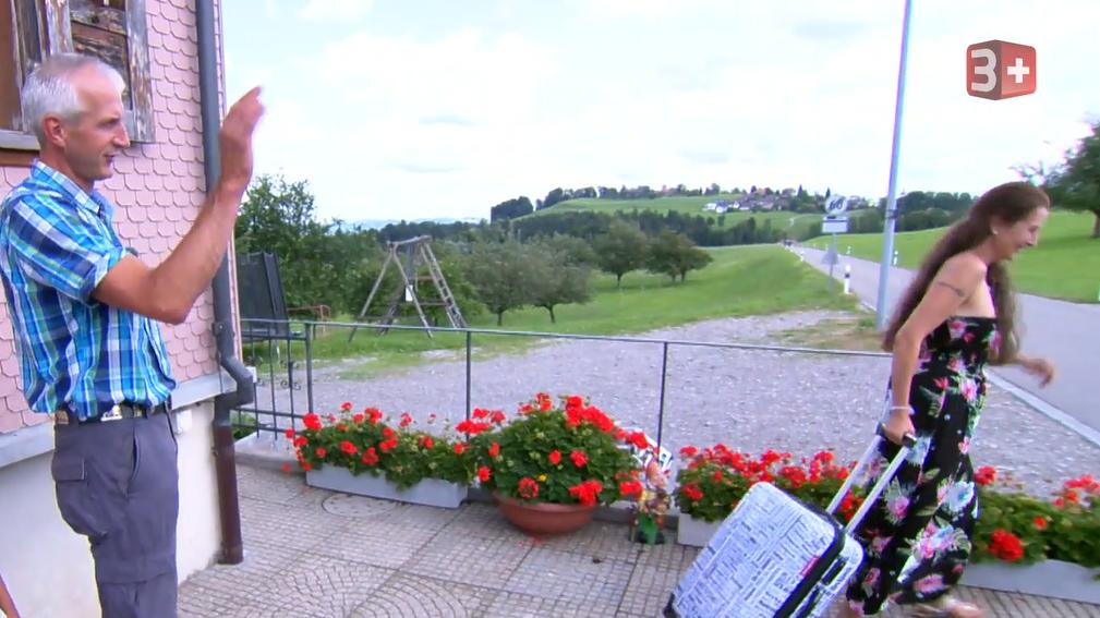 Nancy Holten verlässt den St.Galler TV-Bauern