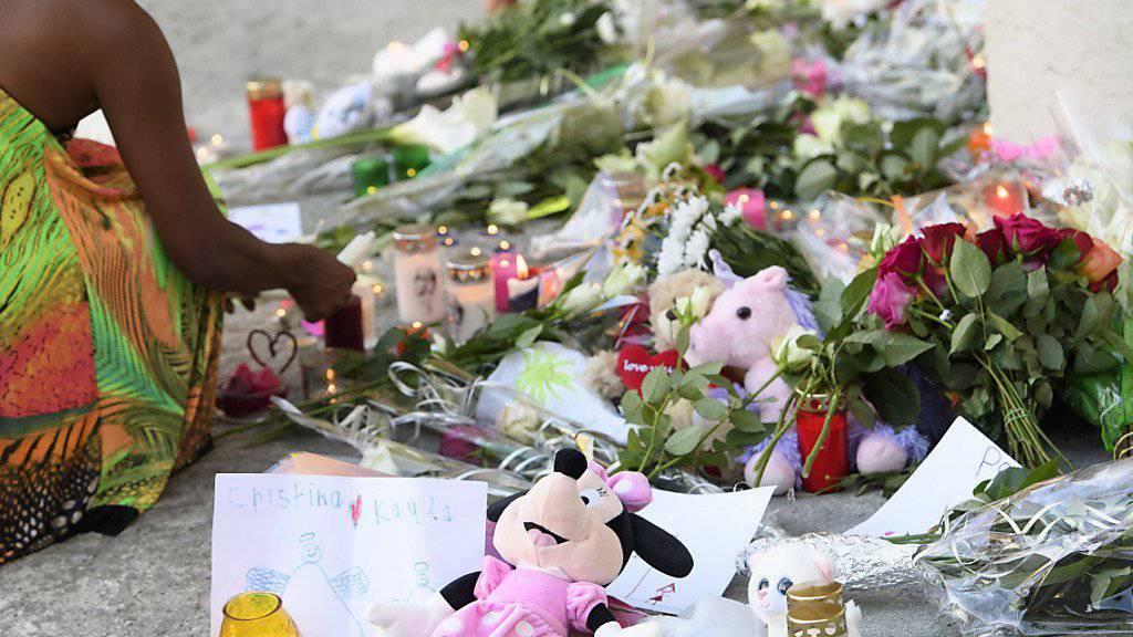 Trauer in Yverdon-les-Bains: Aus dem Ort stammen zwei der drei Schweizer Opfer, die beim Attentat in Nizza getötet wurden.
