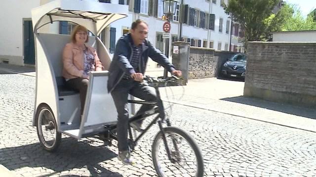 Rikschas bald in Zofingen?