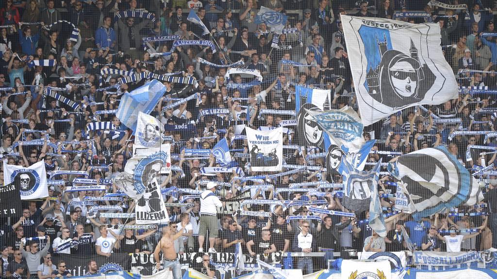 Pyros im Stadion: FCL-Fans gleichermassen dafür wie dagegen