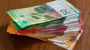 Mit der Helikoptergeld-Initiative greifen die Initianten einen Vorschlag auf, der in Ökonomenkreisen schon länger diskutiert wird. (Symbolbild)
