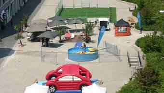 Summer Fun Park Rapidplatz