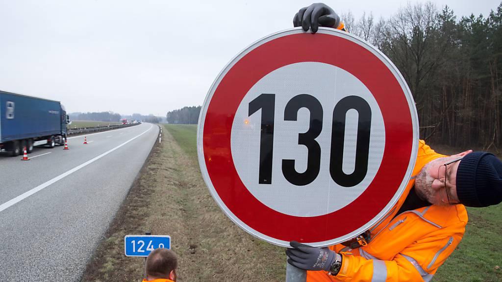 Vorstoss für Tempolimit auf Autobahnen gescheitert