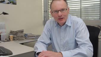 Martin Meili, der Geschäftsstellenleiter des HEV Aargau gibt Auskunft.