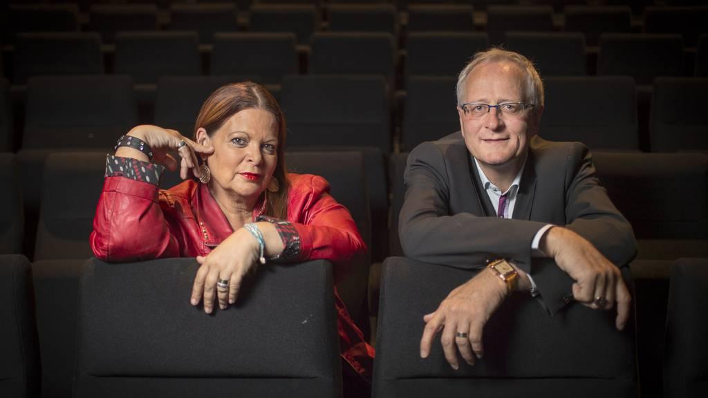 Bettina Kaegi und Kurt Wettstein wollen das Kino Storchen zur Kinderkulturstätte umfunktionieren.