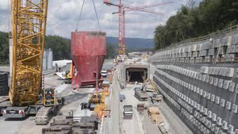 SBB-Nadelör: Der Eppenbergtunnel