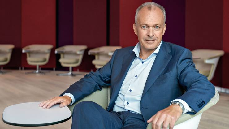 Urs Schaeppi, CEO Swissscom