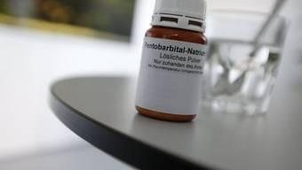 Das Schlafmittel Pentobarbital (Symbolbild)