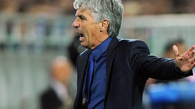 Für Giampiero Gasperini wird es eng bei Inter Mailand