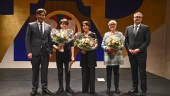 Kultur-, Anerkennungs- und Nachwuchsförderpreis 2020 der Stadt und Region Grenchen