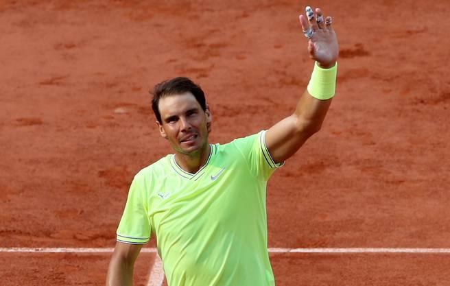 Rafael Nadal: Titel bei den French Open: 11.