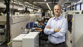 Jeff Wakeman ist Alleininhaber und Geschäftsführer der Teltronic AG.