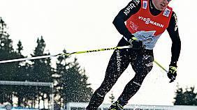 Dario Cologna verpasst Medaille