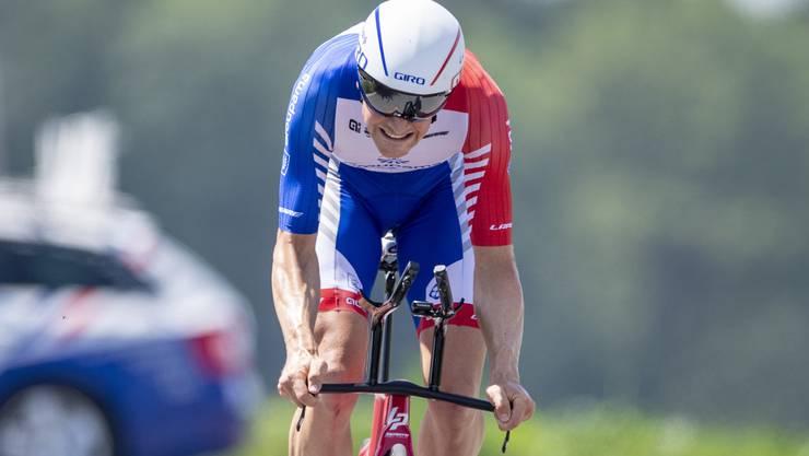 Stefan Küng gibt der Tour de France den Vorzug